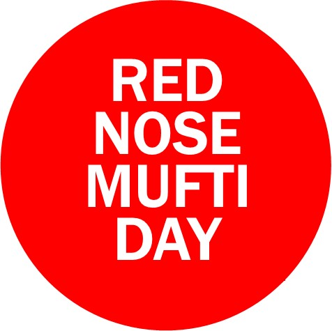 Red Nose Mufti Day